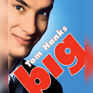 Tom Hanks Big movie poster