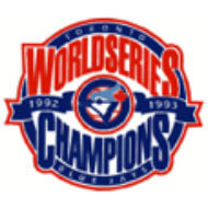 Blue Jays 1992 world champion