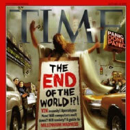 Time magazine 2000 cover