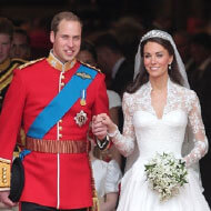 william and kate getting married